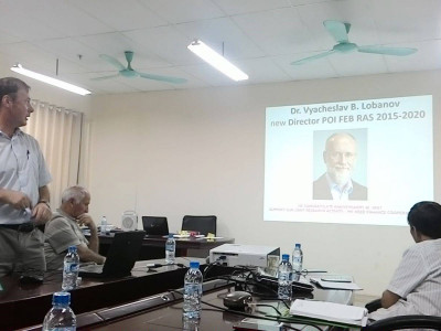 Hội thảo khoa học quốc tế - Việt Nam - LB Nga