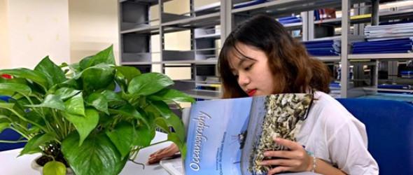 Khoa Khoa học biển và hải đảo